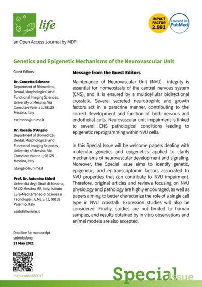 Genetics and Epigenetic Mechanisms of the Neurovascular Unit